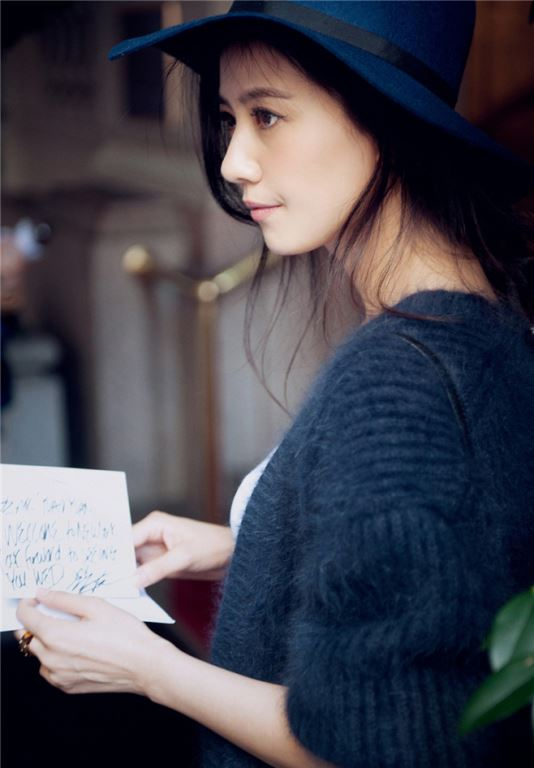陈绮贞名言被五松无痕收藏到人生感悟美文