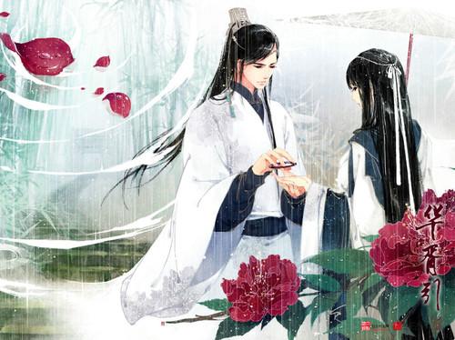 唐七公子(唐七)名言被青瓷花羽收藏到生活感悟