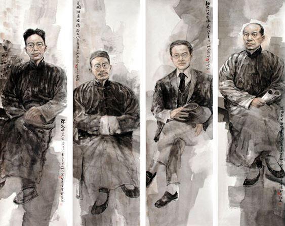 清华国学四大导师