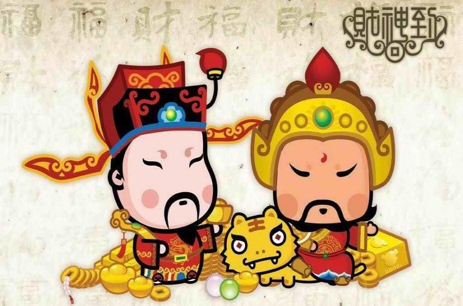 正月春节中国年俗大全