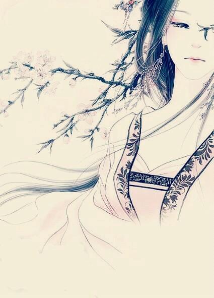 伊雪枫叶(叶献南)名言被瑶姬和白民的爱情收藏到九州神女赋语录