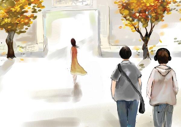 罗大佑名言被站在桥上看风景收藏到恰同学少年