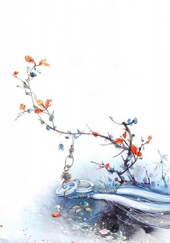 伊雪枫叶(叶献南)名言被瑶姬和白民的爱情收藏到