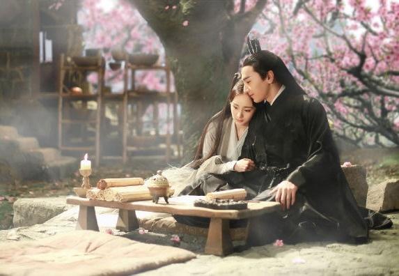 唐七公子(唐七)名言被月亮代表我的心收藏到三生三世十里桃花