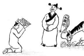 冯梦龙名言被美丽图片收藏到追小说