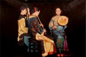 陈逸飞名言被美丽图片收藏到关于事业的名言