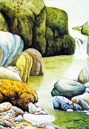 萧鼎(张戬)名言被忽然发现收藏到风景