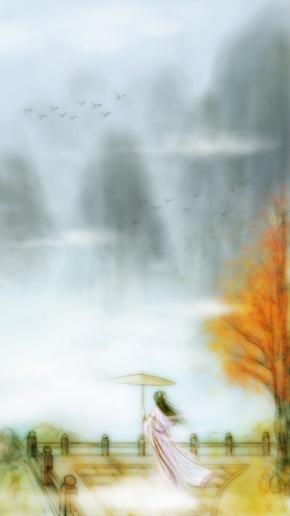 柳永(柳三变)名言被爱人同志收藏到风景