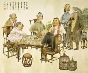 刘禹锡名言被时尚先生收藏到人生感悟
