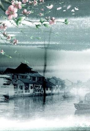 白落梅(胥智慧)名言被站在桥上看风景收藏到文摘小抄