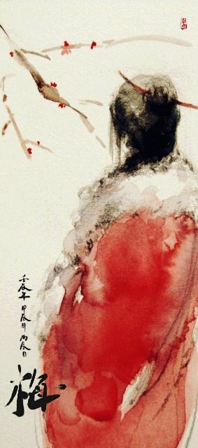 白落梅(胥智慧)名言被感性的人要乐观收藏到艺术