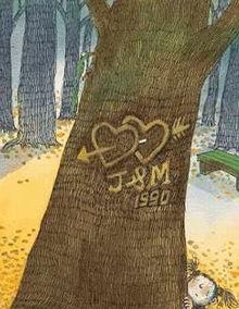 几米(廖福彬)名言被刺穿的心收藏到关于爱情的名言
