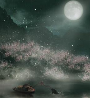 张旭名言被月光爱人收藏到写真