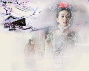 萧鼎(张戬)名言被佛舞收藏到经典艺术作品