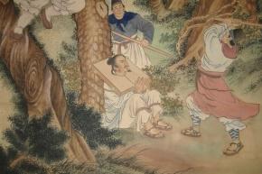 施耐庵(施彦端)名言被赤手收藏到小说经典