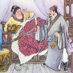 施耐庵(施彦端)名言被爱会明白情也懂了收藏到高雅艺术