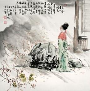 李清照名言被家乐福海盗收藏到小小说