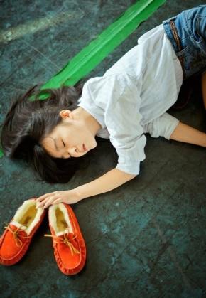 汪苏泷名言被Ariel收藏到中国好声音