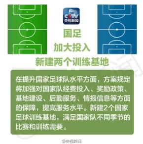 铁杆球迷收藏到球迷泪奔了!中国足球改革总体方案震撼出炉!