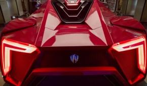 速度与激情系列1-7为人物量身定制的豪车家族