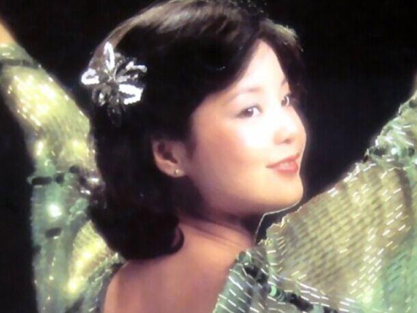 有华人的地方,就有邓丽君的歌声!