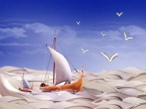 庄子(庄周)名言被家乐福海盗收藏到道家经典