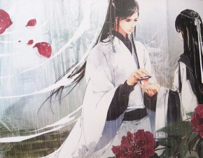 唐七公子(唐七)名言被时尚先生收藏到刻画人物