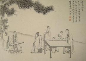孔丘(孔子)名言被时尚先生收藏到感悟人生哲理